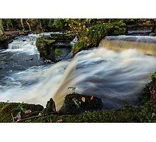 Rivelin Valley Falls Photographic Print