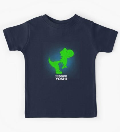The Good Yoshi Kids Tee