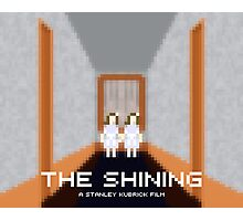 The Shining, Twins Photographic Print