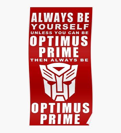 Always - Prime Poster
