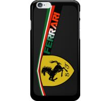 Hello Ferrari ♞ iPhone Case/Skin