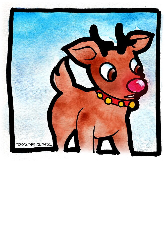 Rudolph by Bret Taylor