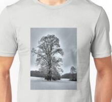 Winter is back Unisex T-Shirt