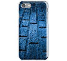 Blue Brick iPhone Case/Skin