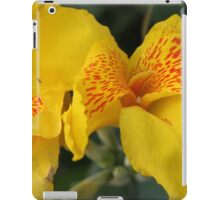 Philippine Flower iPad Case/Skin