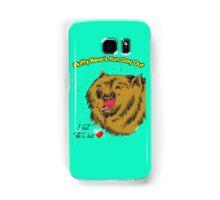 Fluffy Bear's Fun Day Out Samsung Galaxy Case/Skin