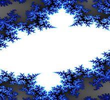 Electric Snowflake by Jennifer Walters
