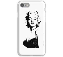 merylin monroe! iPhone Case/Skin