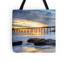 Australian Sunrise. Tote Bag
