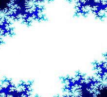 Electric Snowflake 2 by Jennifer Walters