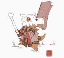 Samurai Cu by ScoobyKun