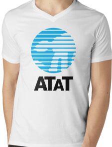 ATaT Mens V-Neck T-Shirt