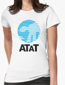 ATaT Womens Fitted T-Shirt