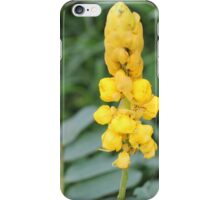 Philippines Flowers iPhone Case/Skin