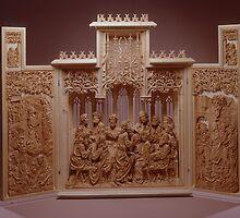 Riemenschneider Altar by atelierwilfried