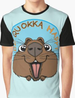 Be Quokka Happy Graphic T-Shirt