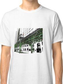 { chicago l - chicago el - series: 2 } Classic T-Shirt