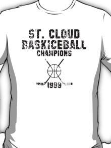 St. Cloud Baskiceball Champions T-Shirt