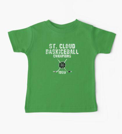 St. Cloud Baskiceball Champions Baby Tee