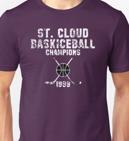 St. Cloud Baskiceball Champions Unisex T-Shirt
