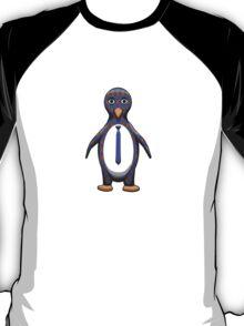Argyle Penguin T-Shirt