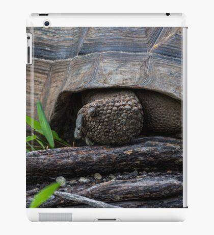 Galapagos Tortoise. iPad Case/Skin