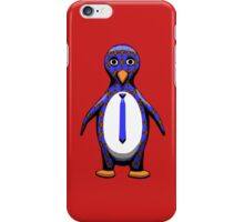 Argyle Penguin iPhone Case/Skin