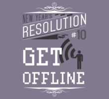 New Year's Resolution #10 - Get offline by Viktor Hertz