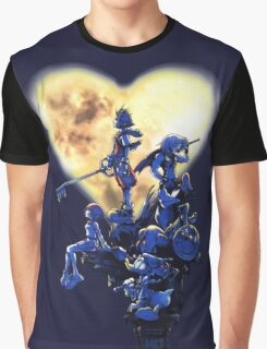 Kingdom Hearts Graphic T-Shirt