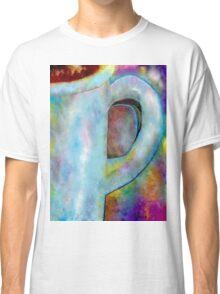 Half a Cup Please Classic T-Shirt