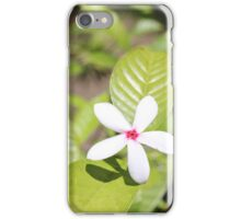 Philippine Flower iPhone Case/Skin