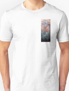 Antique Windmills at Dusk T-Shirt