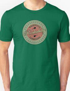Old Nashville Rockabilly Tennessee T-Shirt