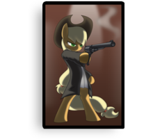 Mafia Applejack Canvas Print