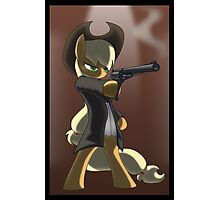 Mafia Applejack Photographic Print