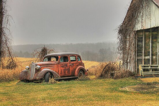 Country Cruiser by wiscbackroadz