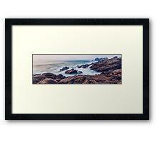 Yallingup Rocks Revisited Framed Print