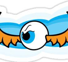 Angry Flying Eye 2 Sticker
