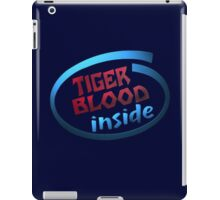 Tiger Blood inside! iPad Case/Skin