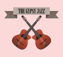 The Gypsy Jazz Kids Tee