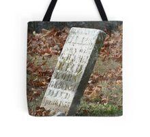 Fallen but not Forgotten Tote Bag