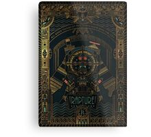 BioShock: Rapture Metal Print