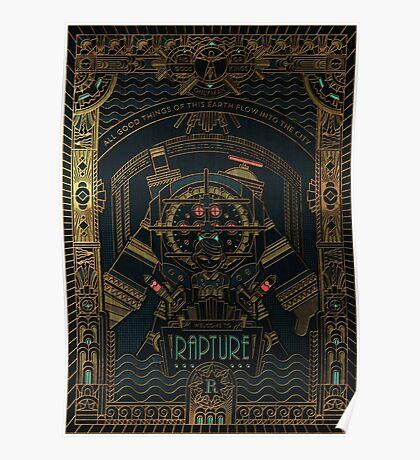 BioShock: Rapture Poster
