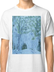 Snow Wolves Classic T-Shirt