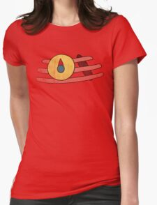 Brave Little Toaster - Radio Face Shirt Womens Fitted T-Shirt