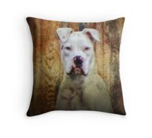 Homey don't play that!!! Throw Pillow