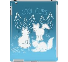 Cool cubs iPad Case/Skin