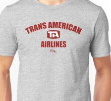 Airplane - Trans American Unisex T-Shirt