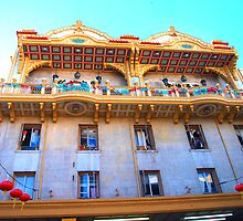 San Francisco China Palace by photoartful