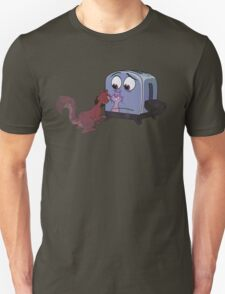 Brave Little Toaster - What Are You Looking At? Shirt Unisex T-Shirt